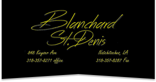 Blanchard St. Denis Funeral Home